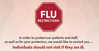 Flu Restrictions